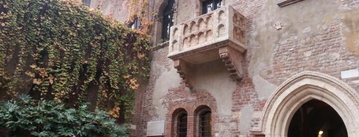 Casa di Giulietta is one of Eurotrip.