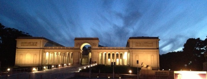Legion of Honor is one of Automne '14.
