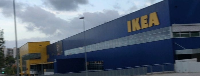 IKEA is one of BCN.