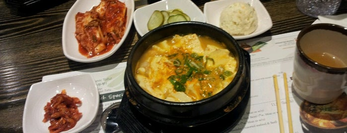 Koreatown is one of NYC restaurants.