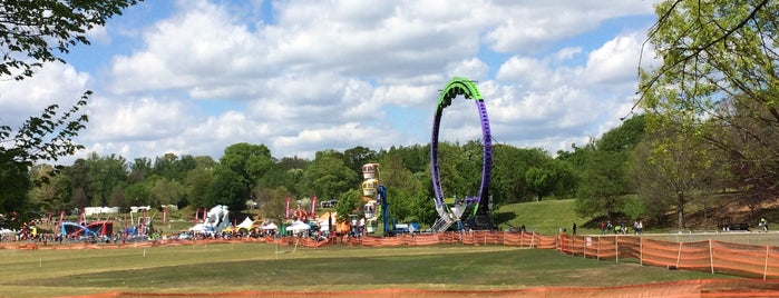 Dogwood Festival is one of Posti che sono piaciuti a Caroline.