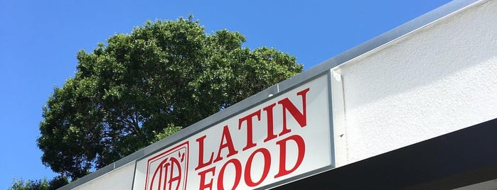 Tia's Authentic Latin Food is one of Tony 님이 좋아한 장소.