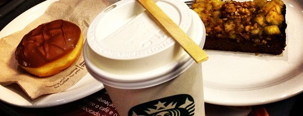 Starbucks is one of Locais curtidos por Sanseverini.