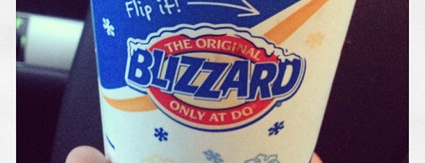 Dairy Queen is one of Lieux qui ont plu à Danny.