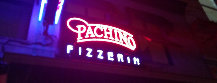 Pachino Pizzeria is one of Best.