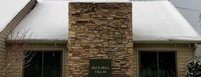 Blue Bell Villas is one of Alejandroさんのお気に入りスポット.