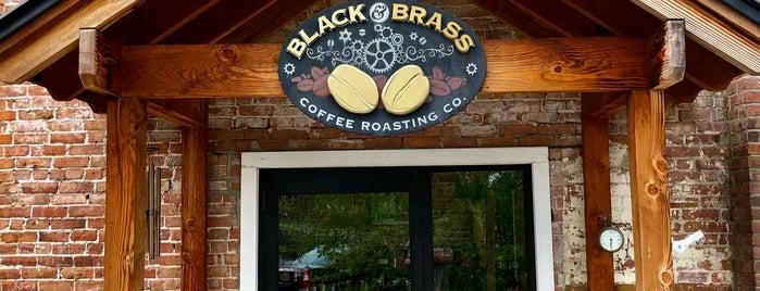 Black & Brass Coffee Roasters is one of Gotta Go Poconos.