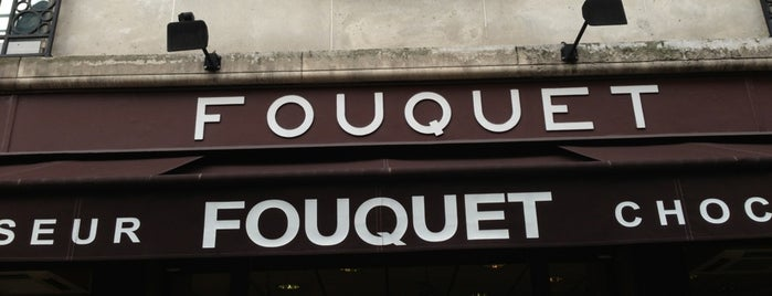 Fouquet is one of Paris TOP Places.