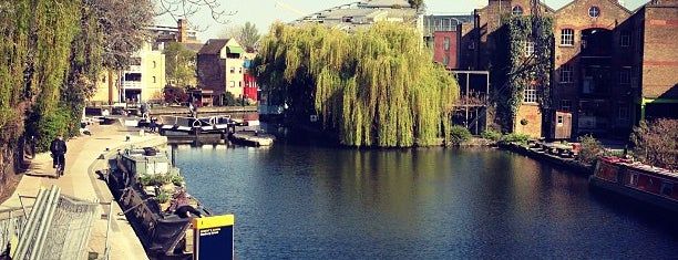 Regent's Canal is one of London - All you need to see!.
