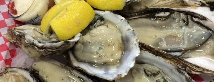 Pacific Seafood (Oysters) is one of Oregon.