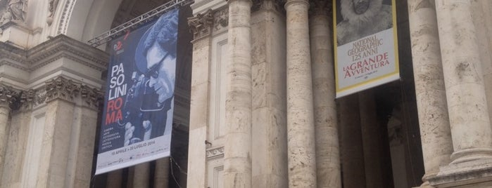 Palazzo delle Esposizioni is one of ROME.