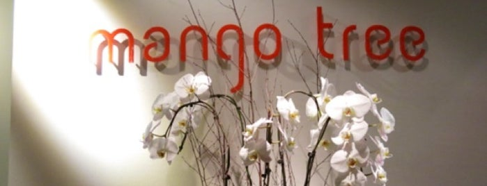 Mango Tree London is one of Meals.