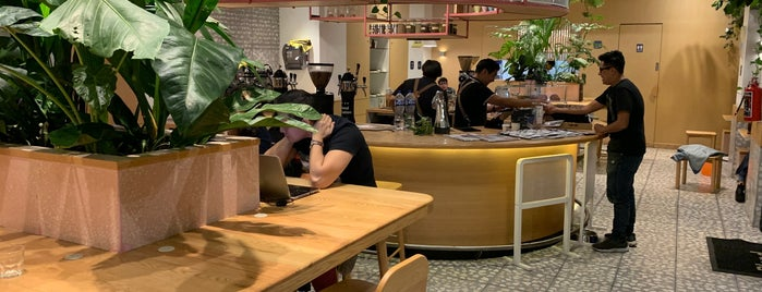 Blend Station is one of CDMX: Roma.