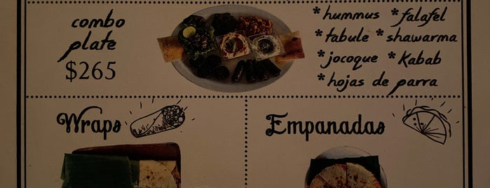 El Sultan is one of To try.
