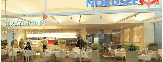 NORDSEE is one of Locais curtidos por Kevin.