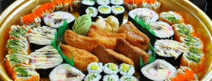Hokkaido Sushi is one of Bars & Restaurants, I.