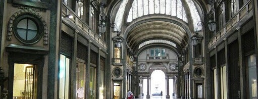 Galleria San Federico is one of Turin.
