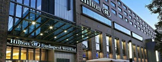 Hilton Budapest City is one of Locais curtidos por Turan.