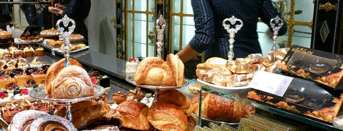 Café Pouchkine is one of Top Pastry Shops in Paris.