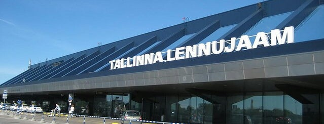 Lennart Meri Tallinn Havalimanı (TLL) is one of Airports.