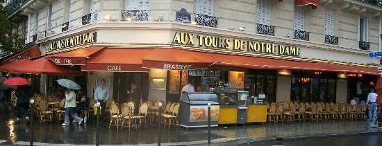 Restaurant Aux Tours de Notre-Dame is one of Paris: what to do, where to go.