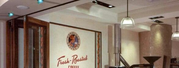 Honolulu Coffee Company is one of Tempat yang Disukai Said.