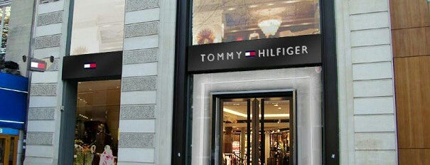 Tommy Hilfiger is one of Locais curtidos por Gordon.