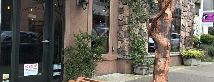 muse winebar is one of Portlandia.