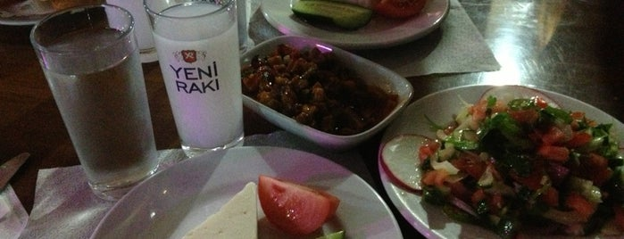 Turkish Pub is one of RAKI & BALIK  (HESAPLI).