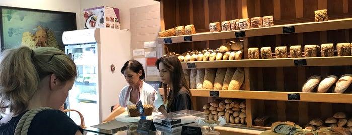 Kruščić Bakery is one of ersavas 님이 좋아한 장소.