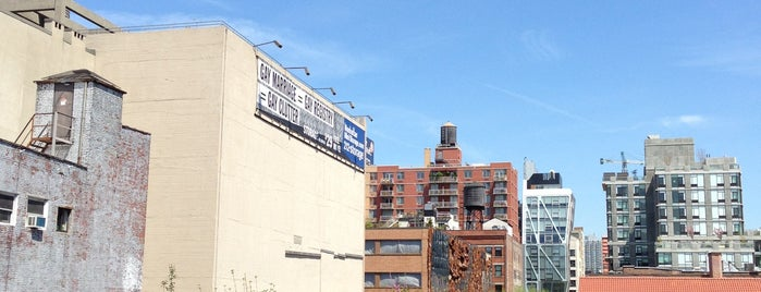 High Line is one of Guide to New York's best spots.