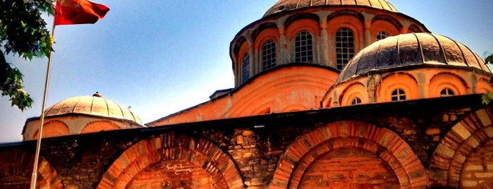 Chora Museum is one of 52 Places You Should Definitely Visit in İstanbul.