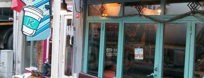 Kropka Coffee&Bakery is one of Coffee Shop.