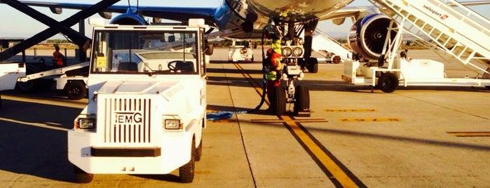 Aeropuerto de Jerez (XRY) is one of Part 1~International Airports....