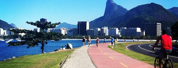 Aterro do Flamengo is one of Lazer.