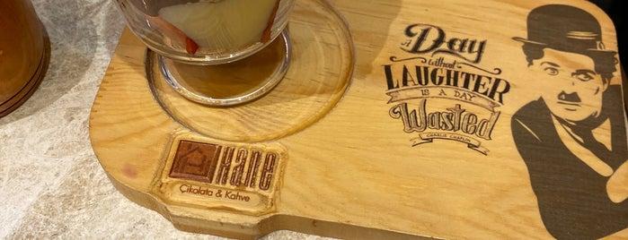 Hane Çikolata & Kahve is one of Coffee Shop.