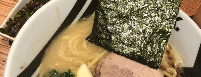 E.A.K Ramen is one of Big Belf's Big List of Manhattan Eats.