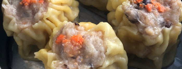 Wu's Wonton King is one of interesting cuisines.