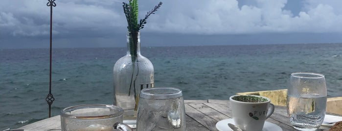 Scuba Lodge Ocean Front Bar & Restaurant is one of Martinaさんのお気に入りスポット.