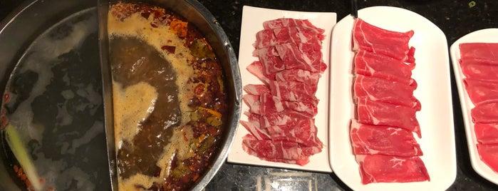 Royal Hotpot, Sushi & Bar is one of Locais curtidos por Rob.