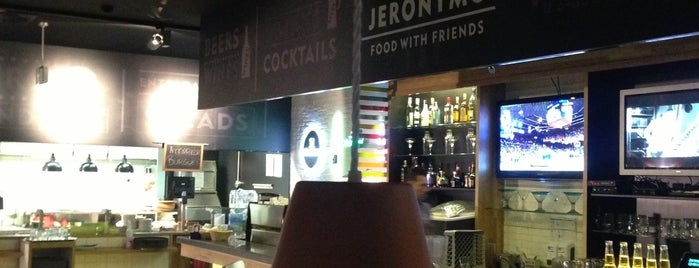 Jeronymo - Food With Friends is one of Restaurantes Lisboa e Arredores.