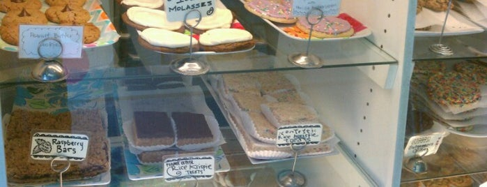 Sweet Mandy B's is one of Chicago's Best Bakeries - 2013.