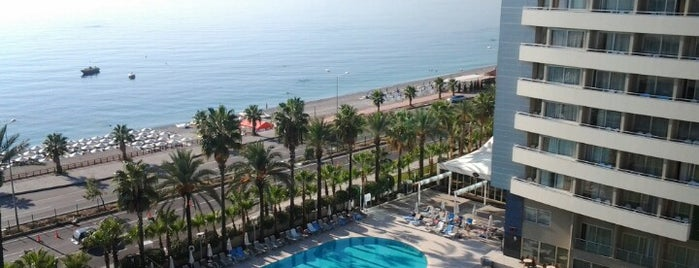 Porto Bello Hotel is one of ANTALYA.