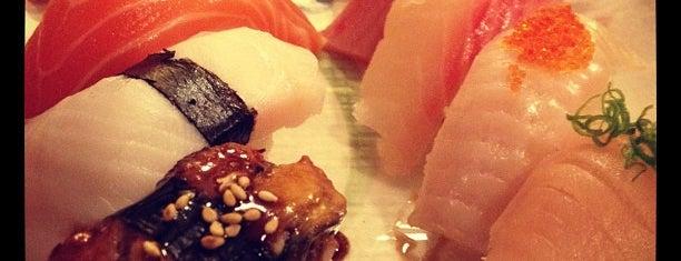 Sushi Yokohama is one of My Favorite Resturants.