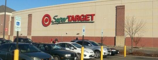Target is one of Tempat yang Disukai JL Johnson.