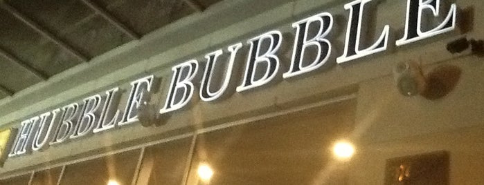 Cafe Hubble Bubble is one of Istanbul.