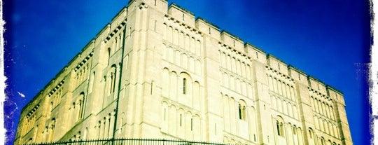 Norwich Castle is one of Lieux qui ont plu à Carl.