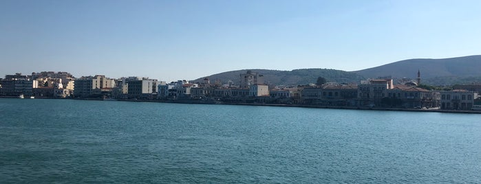 Erturk Chios - Cesme Ferry is one of Chios.