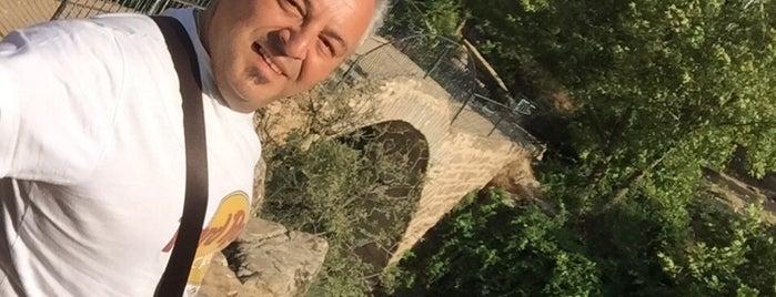 Clandras Köprüsü is one of ♏️UTLU'nun Beğendiği Mekanlar.