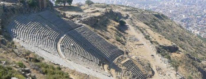 Theater Of Pergamon is one of ♏️UTLU'nun Beğendiği Mekanlar.